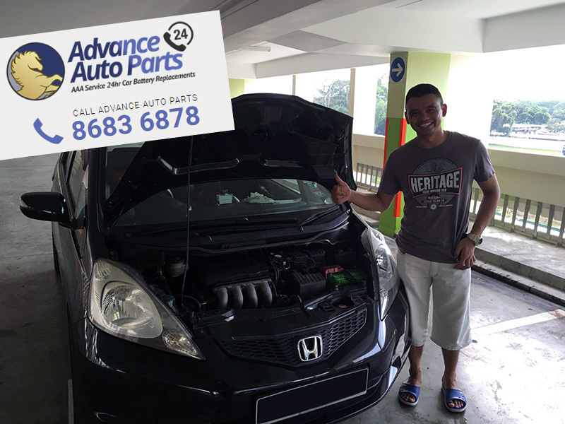 Car Battery Replacement Bedok